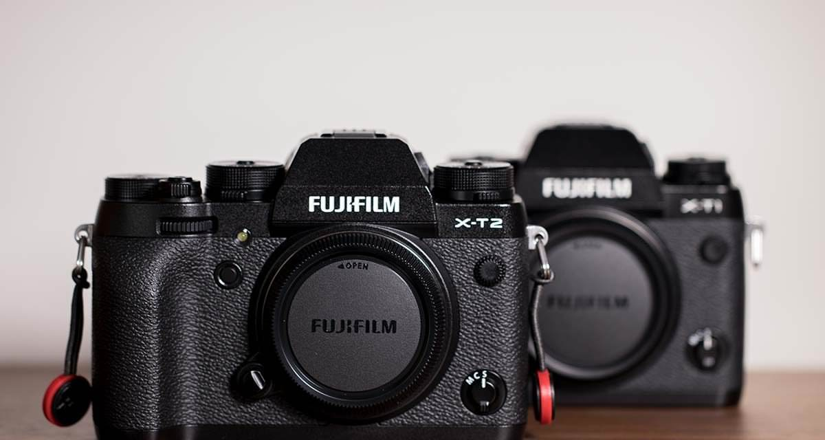 Why I upgrade to Fujifilm X-T2 from X-T1