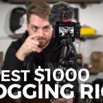 Vlog setup for under $1000