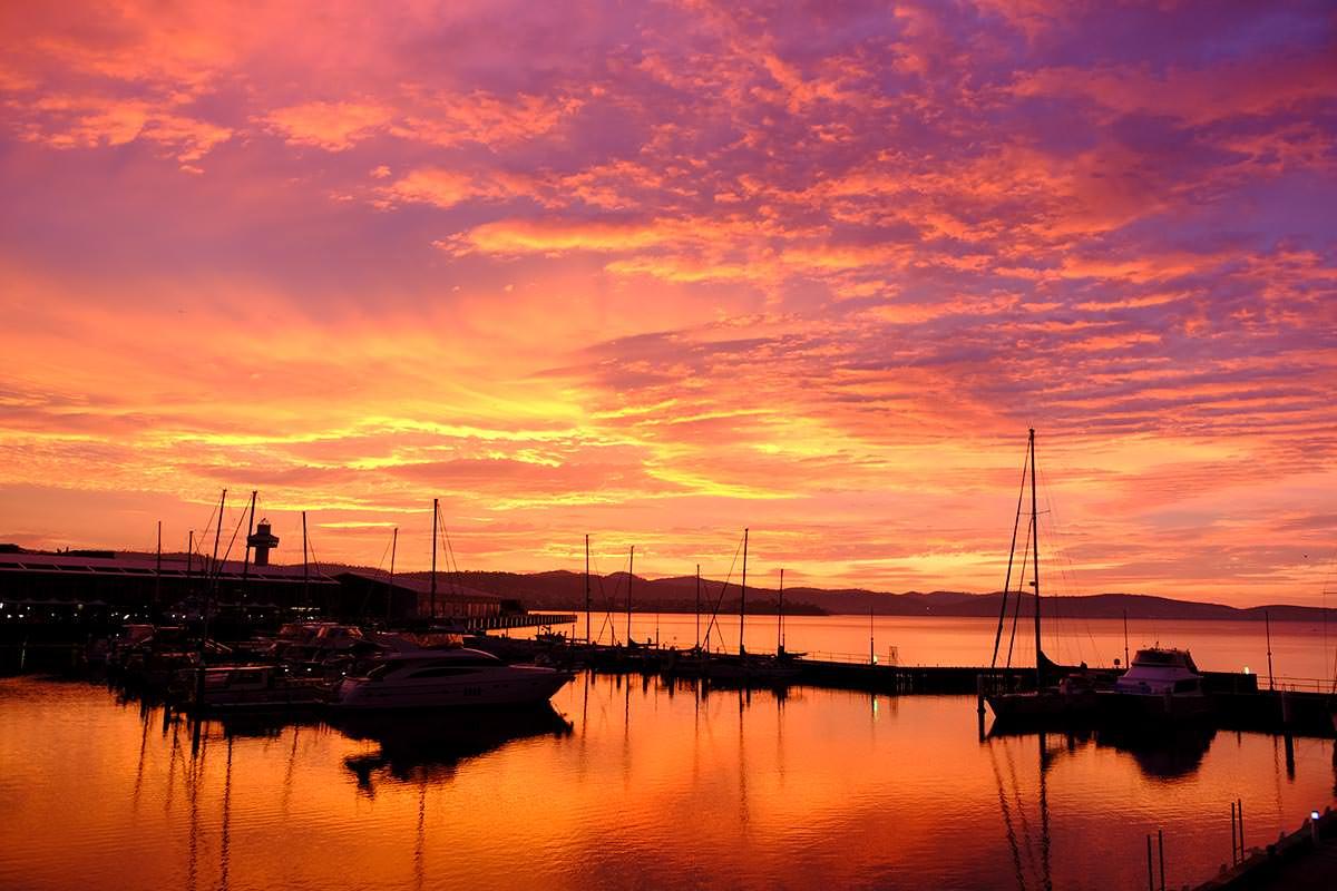 Hobart Sunrise