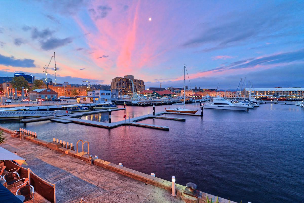 Hobart Pier