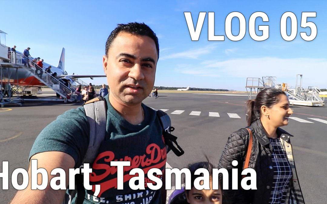 VLOG 05 – Heading to Hobart