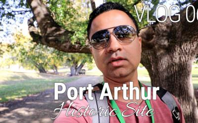 VLOG 06 – Visiting Port Arthur Historic Site