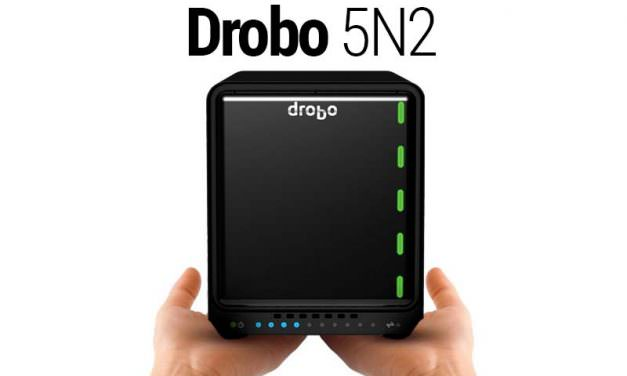 Moving to Drobo 5N2 from External Drives