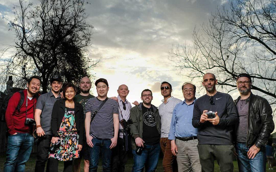FujiXAus Experimental Lighting Meet