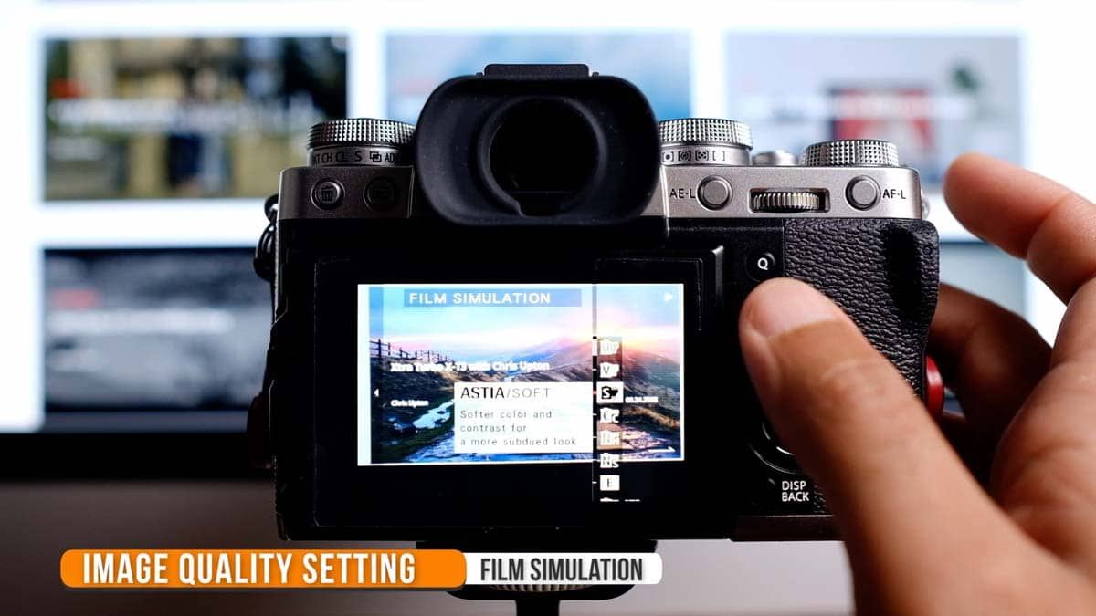 Personalise Your X-Series Camera (X-T3) with these Settings