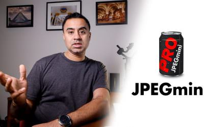 Save Storage Space with JPEGmini Pro