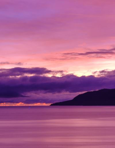 Cairns Esplanade Sunrise 1