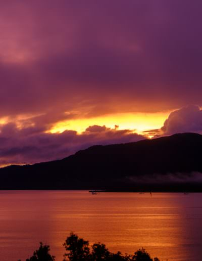 Cairns Esplanade Sunrise 2