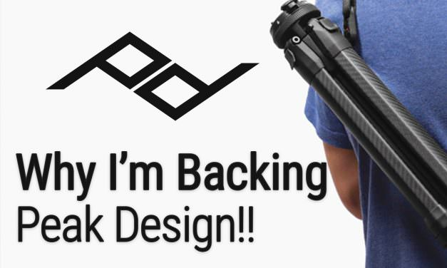 Travel Tripod Re-invented: Why I'm backing their Kickstarter?
