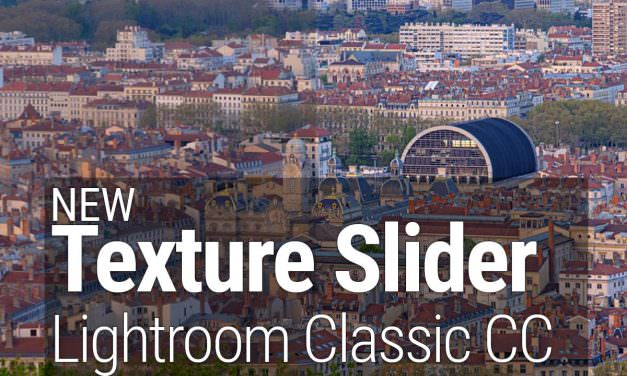 Lightroom Texture Slider