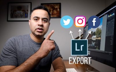 Multiple Export Presets in Lightroom