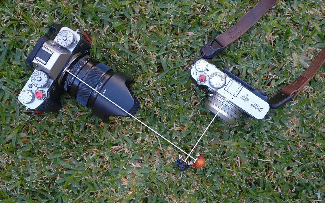 Secret Macro Camera – X100V