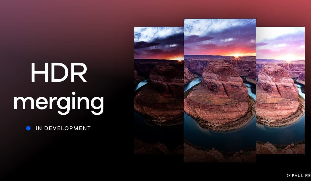 HDR Merging and Panorama Stitching in CAPTURE ONE